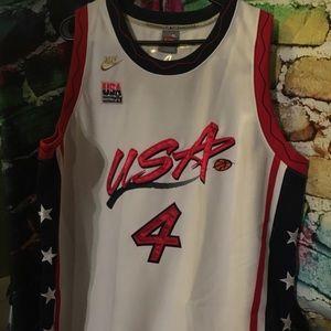 1996 Charles Barkley dream team II jersey mens XL